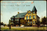 Old Main, North Dakota Agricultural College, Fargo, N.D.