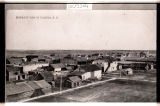 Bird's-eye view of Flaxton, N.D.