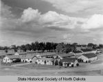 Barracks, Fort Lincoln, Bismarck, N.D.