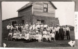 Grand River Lutheran Ladies Aid at Amund Gausemell's home, Bowman County, N.D.