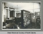 Office of legislative reference librarian, Public Library Commission, Bismarck, N.D.
