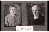Mr. and Mrs. W.B. Knox portraits