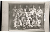 Baseball team, Binford, N.D.