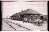 Northern Pacific Railroad Depot, Carrington, N.D.