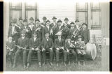 Holmes Band in later years, Holmes, N.D.