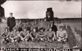 High school football team, Flasher, N.D.