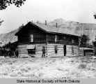 Ranch cabin, Medora, N.D.
