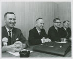 William L. Guy and others at Midwest Democratic Conference, Bismarck, N.D.