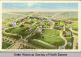 Future campus, University of North Dakota, Grand Forks, N.D.