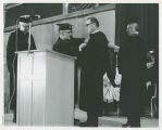 Conferring of Honorary Degree to Governor William L. Guy Concordia College, Moorhead, Minn.
