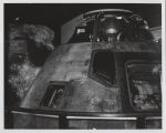 Tranquility Base and command module Columbia, Apollo 11 visit to North Dakota State Capitol,...