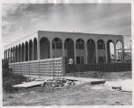 Construction of the Kennedy Memorial Center, Bismarck, N.D.