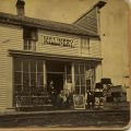 Millinery in Bismarck, D.T.
