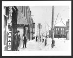 Businesses on Central Avenue, Minot, N.D.