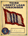 Third Liberty Loan subscriber poster