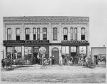 United Block, Fargo, N.D., Summer 1879