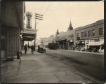 N.P. Ave. looking west towards Broadway, Fargo, N.D.