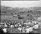 Pageant at Medora, N.D.