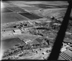 Aerial of Armour plant, West Fargo, N.D.