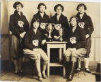 Women's Sports Club rifle team, Fargo, N.D.