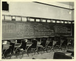 Written description on Holland for classroom instruction, St. Mary's School, Fargo, N.D.
