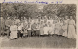 Sunday School church picnic, 1915