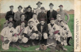 Fessenden, N.D. baseball team