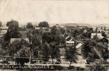 Bird's eye view, Fairmount, N.D.