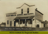 Haas Mer. Co.'s Store, Edmunds, N.D.