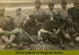Bismarck, N.D. Indian baseball team
