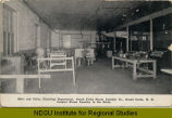 Shirt and collar finishing department, Grand Forks Steam Laundry Co., Grand Forks, N.D., largest steam