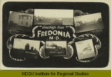 Greetings from Fredonia, N.D.