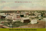 Bird's eye view of Goodrich, N.D.