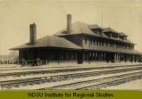 N.P. Depot, Jamestown, N.D.