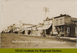 East side main Street N., Lidgerwood, N.D.