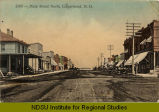 Main Street north, Lidgerwood, N.D.