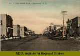 Main Street south, Lidgerwood, N.D.