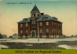 High School - LaMoure, N.D.