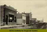 North side of Main Street, Marion, N.D.