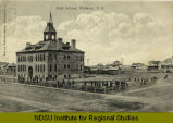 High School, Williston, N.D.