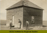 House at Tunbridge, N.D.