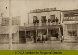 Great Northern Hotel, Wheelock, N.D.