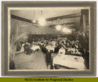 Herbst Department Store, 25th Anniversary employee party, Pirie's Cafe, Fargo, N.D.