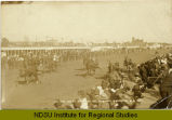 At the races Richland Co. Fair 1910, Wahpeton, N.D.