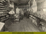 Stott and Hughes store, Montpelier, N.D.