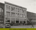 Fire Prevention Week, Herbst Department Store, Fargo, N.D.