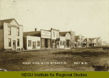 West side Main Street N., Ray, N.D.