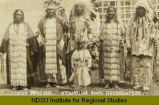 Sioux Indians, Standing Rock Reservation