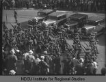 North Dakota Agricultural College homecoming parade, Fargo, N.D.