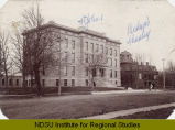 St. John's Hospital and Bishop Shanley's residence, Fargo, N.D.